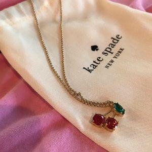 kate spade Jewelry - Kate Spade MA Cherie Pendant Necklace